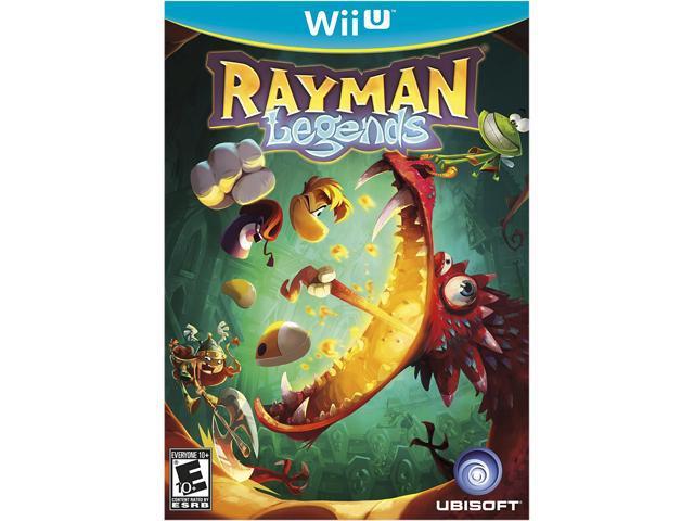 Rayman Legends Nintendo Wii U