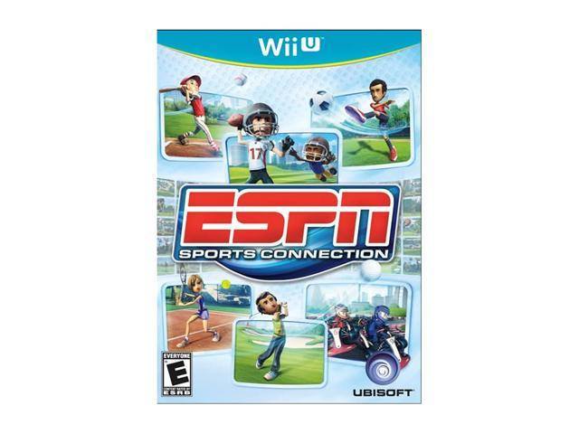Sports Connection Wii U Games