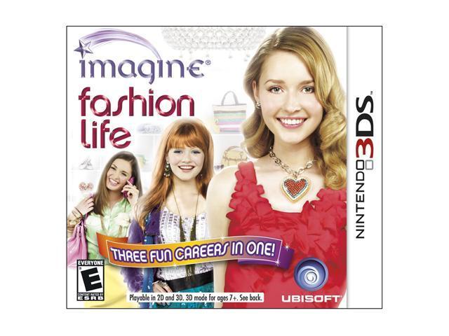 Imagine Fashion Nintendo 3DS