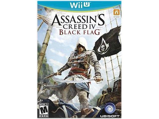 Assassin's Creed 4: Black Flag – Wii U