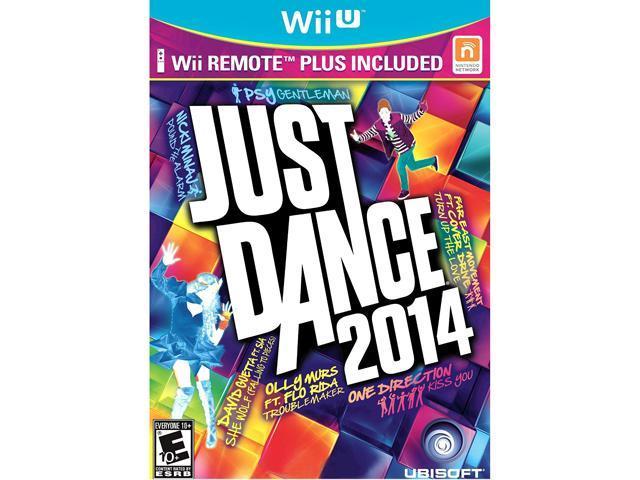 Just Dance 2014 Remote Bundle Wii U