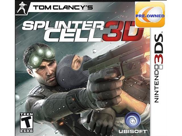 Pre-owned Tom Clancy's Splinter Cell  3DS