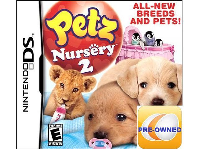 Pre-owned Petz Nursery 2  DS