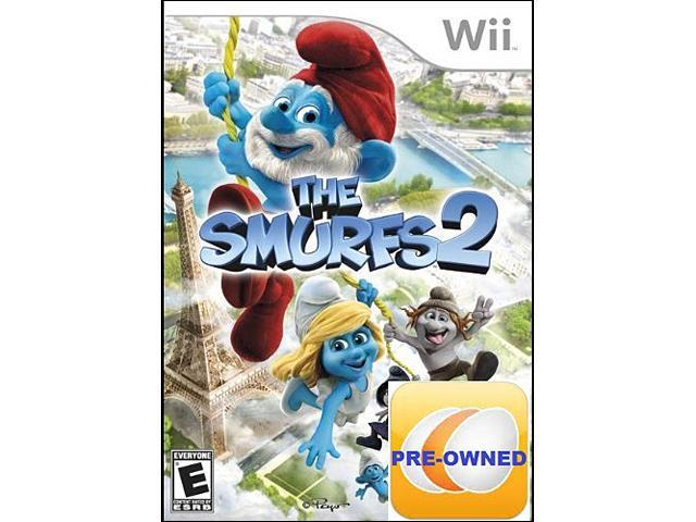 Pre-owned The Smurfs 2 Wii