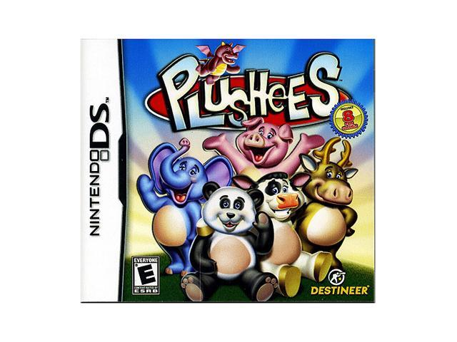 Plushees Nintendo DS Game