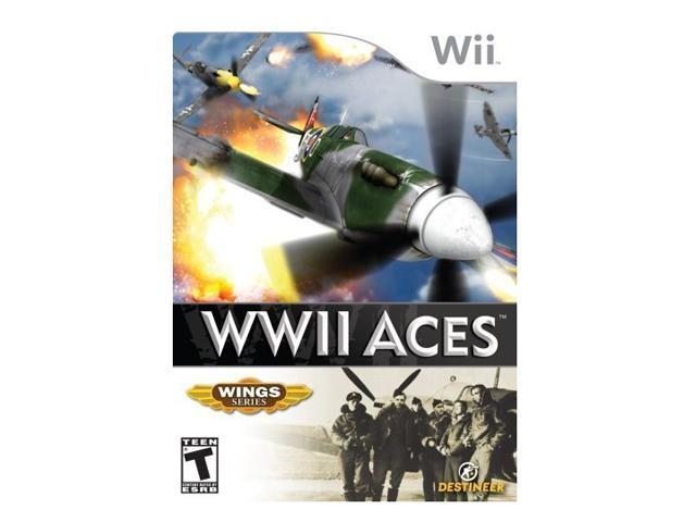 WWII Aces Wii Game