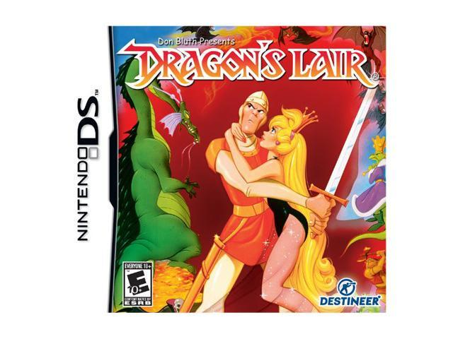 Dragon's Lair Nintendo DS Game