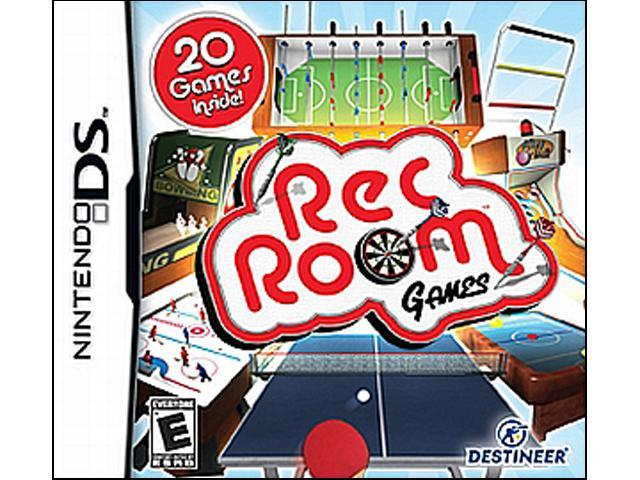 Rec Room Games Nintendo DS Game