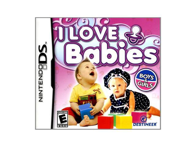 I Love babies Nintendo DS Game