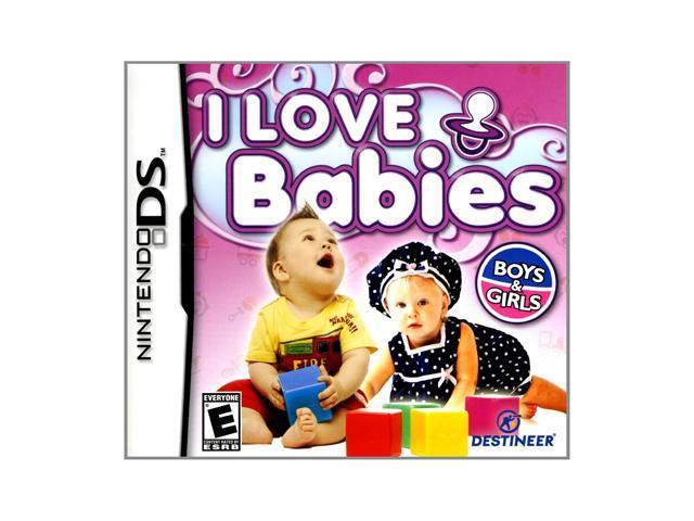 I Love babies Nintendo DS Game