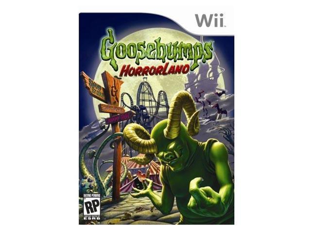 Goosebumps HorrorLand Wii Game - Newegg.com