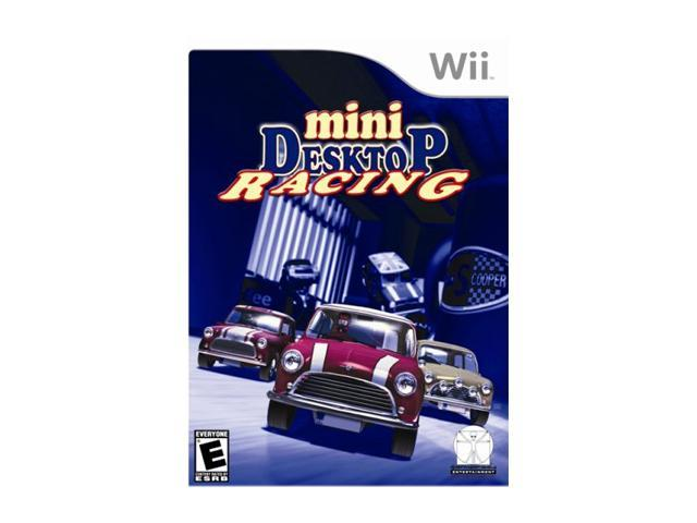Mini Desktop Racing Wii Game