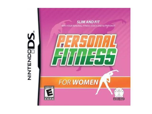 Personal Fitness Women Nintendo DS Game