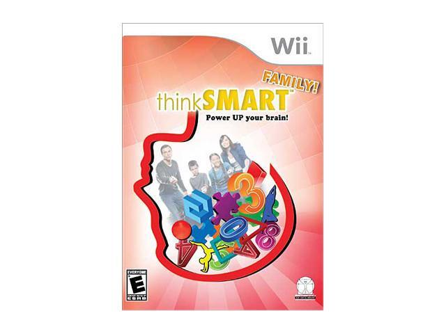 Thinksmart: Family Wii Game