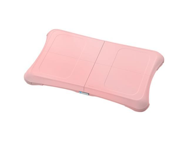 CTA Digital Wii Fit Balance Board Pink Silicone Sleeve