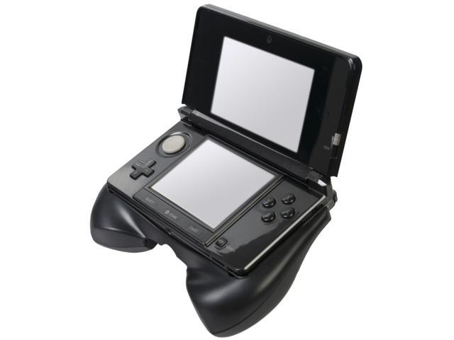 CTA Digital Hand Grip with Stand for Nintendo 3DS