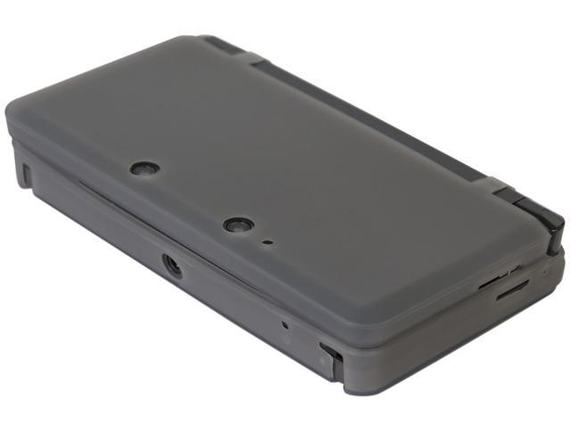 CTA Digital Silicone Skin for Nintendo 3DS Black