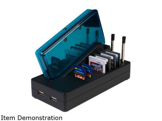 CTA Digital Charge Station for Nintendo 3DS