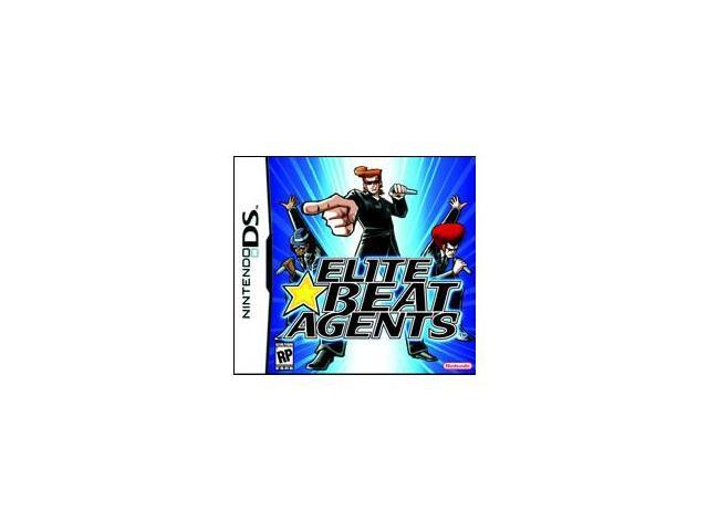 Elite Beat Agents game Nintendo