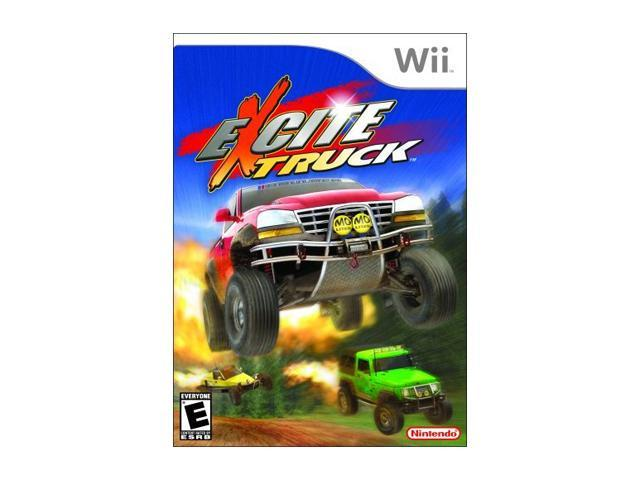 Excite Truck Wii Game