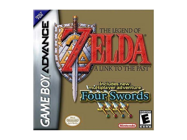 The Legend of Zelda: A Link to the Past GameBoy Advance Game Nintendo