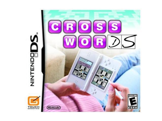Crosswords DS Nintendo DS Game Nintendo