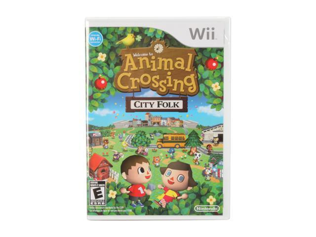 Animal crossing city folk wii game for Agrandissement maison animal crossing wii