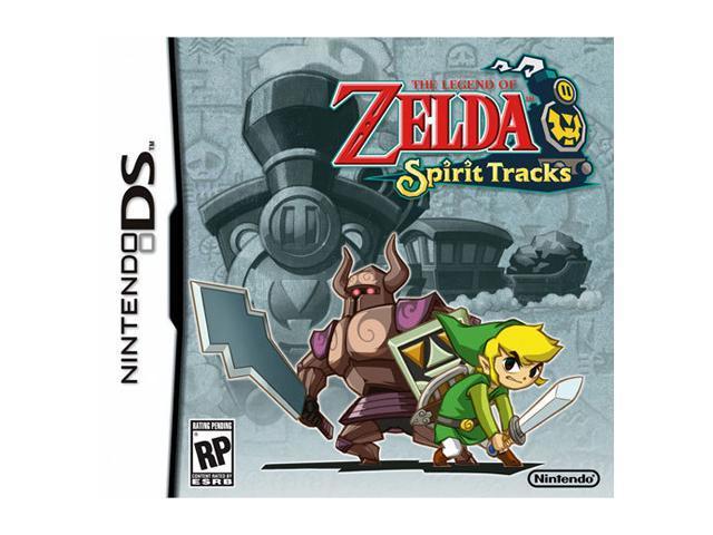 Legend of Zelda: Spirit Tracks Nintendo DS Game