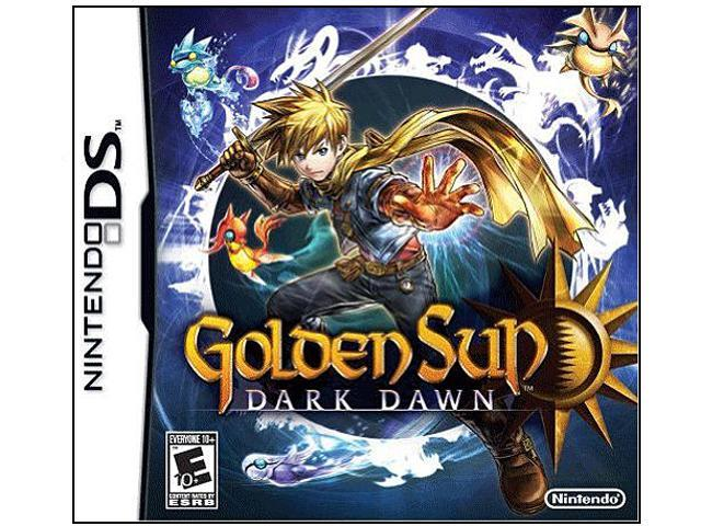 Golden Sun Nintendo DS Game