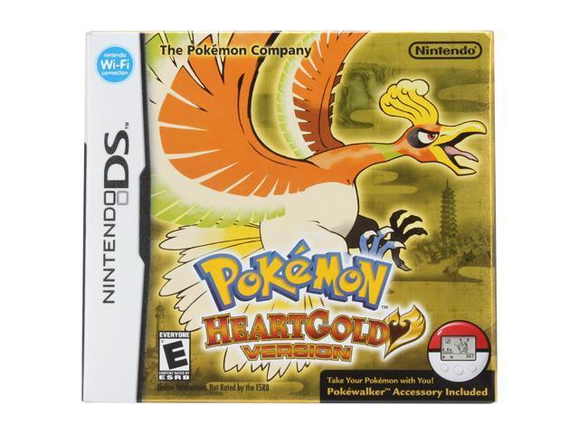 Nintendo Ds Pokemon Games : Pokemon heart gold nintendo ds game newegg