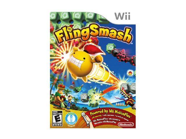 FlingSmash Wii Game
