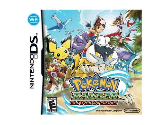 Pokemon Ranger: Guardian Signs Nintendo DS Game