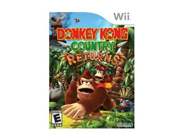 Donkey Kong: Country Returns for Nintendo Wii