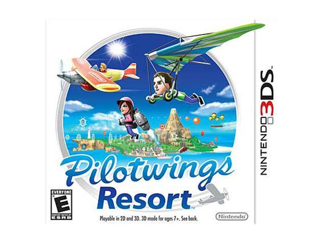 Pilotwings Resort 3DS Nintendo 3DS
