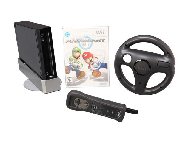 Nintendo Wii Bundle Black