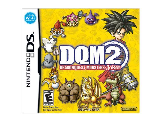 Dragon Quest Monsters: Joker 2 Nintendo DS Game