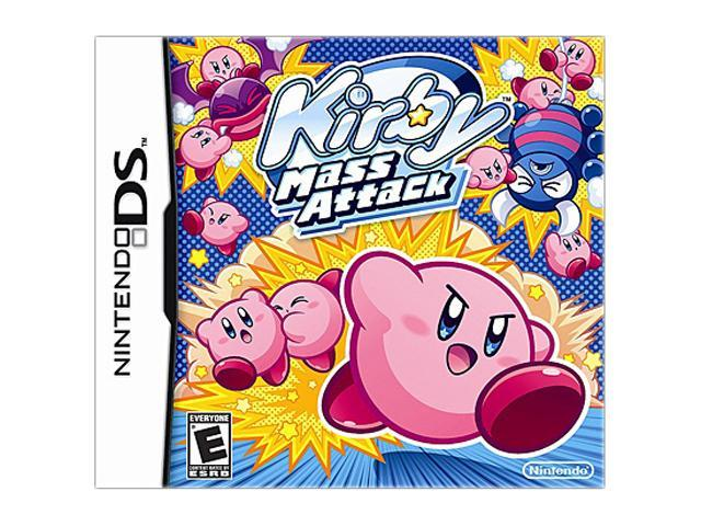 Kirby: Mass Attack Nintendo DS Game