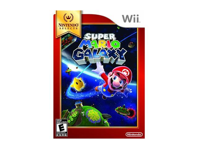 Nintendo Selects: Super Mario Galaxy for Nintendo Wii
