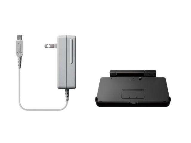 Nintendo 3DS Charging Cradle & AC Adaptor
