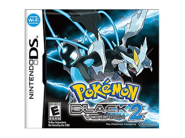 Pokemon Black Version 2 Nintendo DS Game