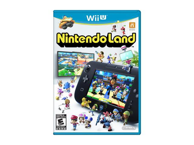 Nintendo Land Wii U Games