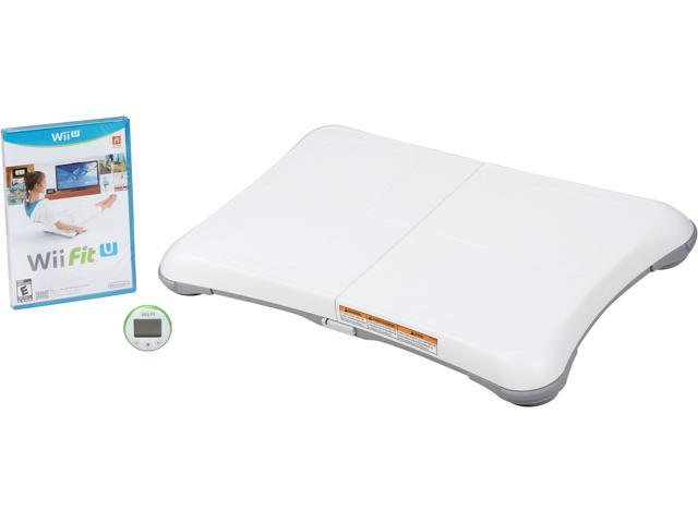 Wii Fit U with Wii Balance Board and Fit Meter Nintendo Wii U