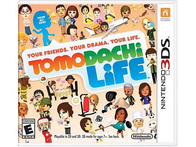 Tomodachi Life 3D Nintendo 3DS
