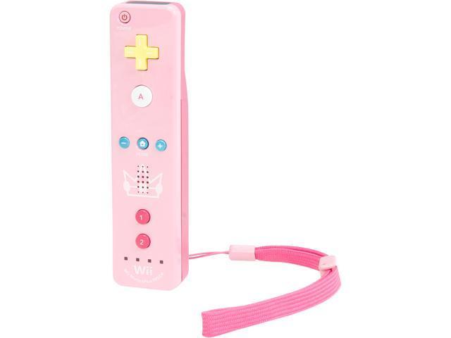 Nintendo Wii U Remote Plus Controller - Pink