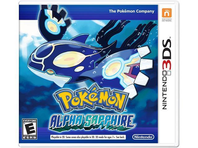 Pokemon Alpha Sapphire Nintendo 3DS