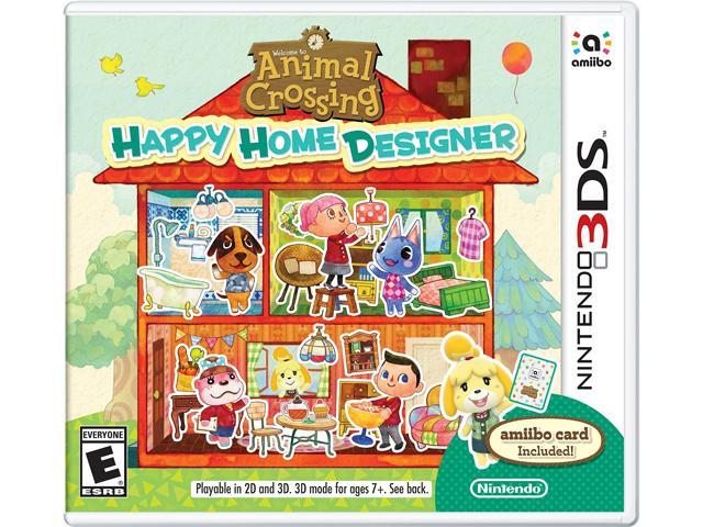 Animal Xing Happy Home 3ds