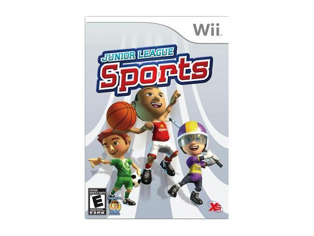 Junior League Sports Wii Game