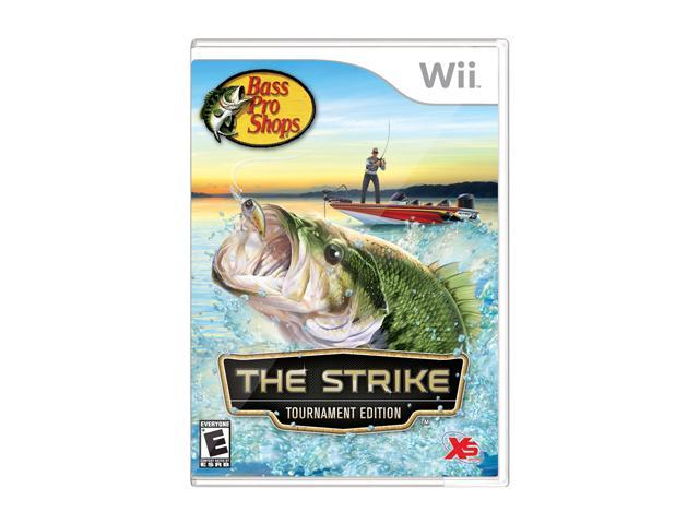Bass Pro Shops: The Strike Tournament Edition Wii Game