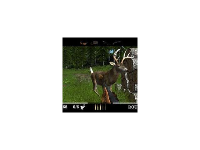 Deer Drive Wii Game Zoo Games