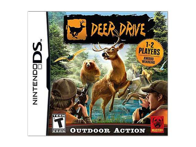Deer Drive Nintendo DS Game